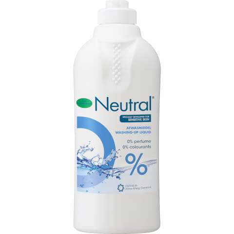 Neutral 0% Washing Up Liquid - 500ml