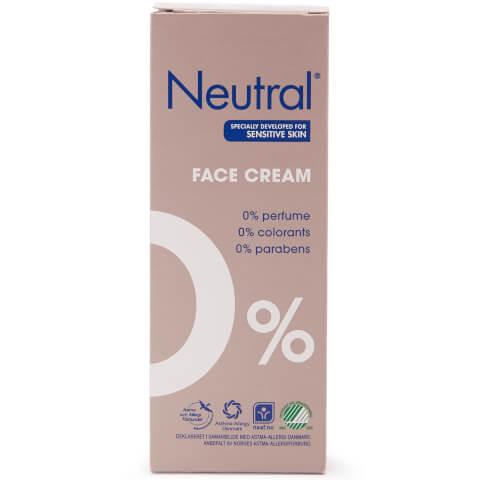 Neutral 0% Face Cream - 50ml