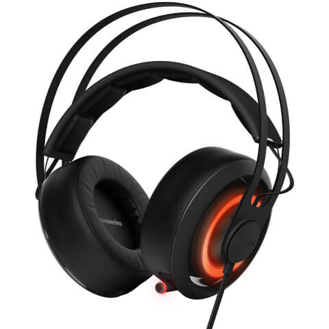 Casque Siberia 650 SteelSeries -Noir