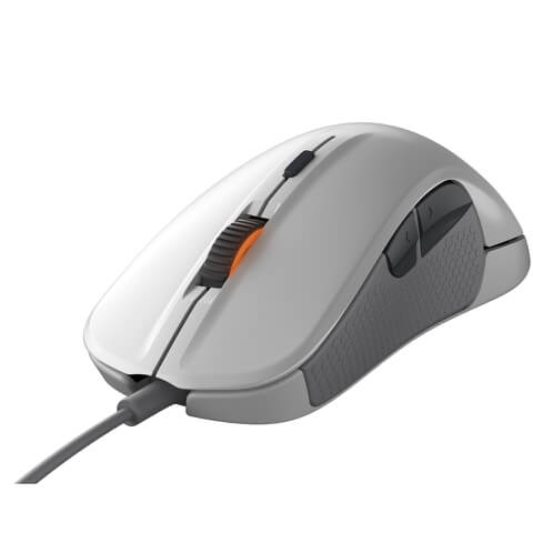SteelSeries Rival 300 Optical Mouse - White