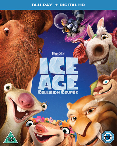 Ice Age: Collision Course (Includes UV Copy)