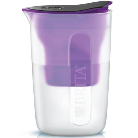 BRITA Fill & Enjoy Fun Jug - Purple (1.5L)