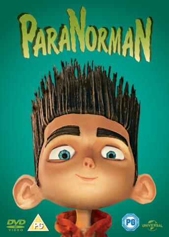 Paranorman - Big Face Edition