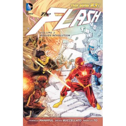 The Flash: Rogues Revolumeution - Volume 2 Graphic Novel