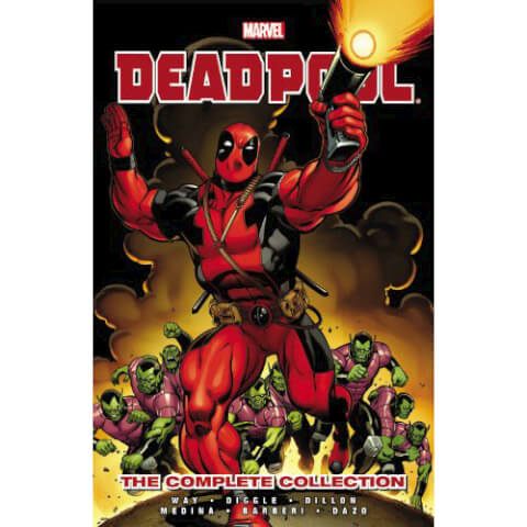 Marvel Deadpool by Daniel Way: The Complete Collection - Volume 1 Graphic Novel