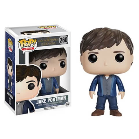 Miss Peregrines Home for Peculiar Children Jacob Portman Funko Pop! Figuur