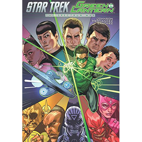 Star Trek/Green Lantern: Spectrum War Graphic Novel