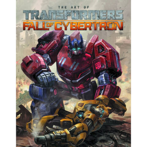 Transformers: Art of Fall of Cybertron Graphic Novel