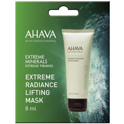 AHAVA Extreme Radiance Lifting Mask - Single Sachet