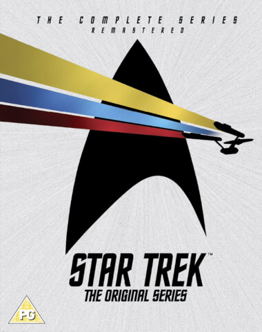 Star Trek: The Original Series 1-3 - Slimline 2016 Repack