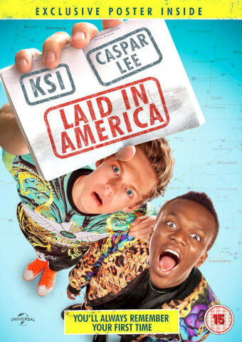 Laid in America (Includes UltraViolet Copy)