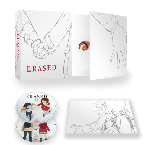 Erased - Collector's Part 1