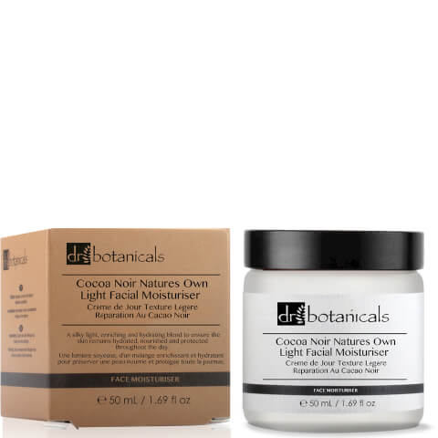 Dr Botanicals Coco Noir Natures Own Light Facial Moisturizer 50ml