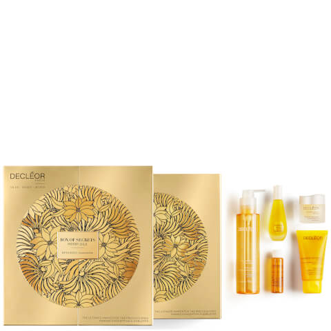DECLÉOR Merry Oils: The Premimum Oil Box