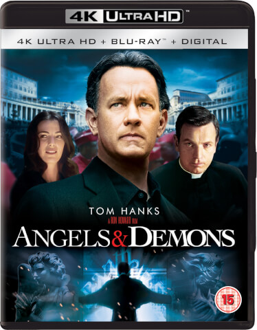 Angels & Demons (Includes UltraViolet Copy)