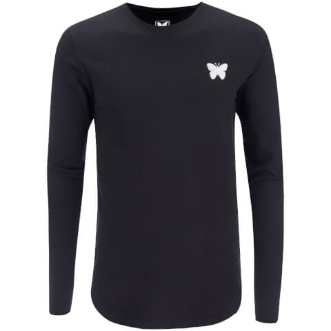 Good For Nothing Men's Stream Long Sleeve Top - Black