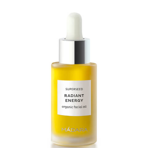 MÁDARA Superseed Radiant Energy Organic Facial Oil 30ml
