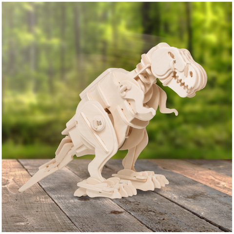 Construisez votre propre Dinosaure