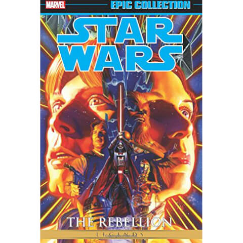 Star Wars Legends Epic Collection: The Rebellion Vol. 1 Paperback Graphic Novel