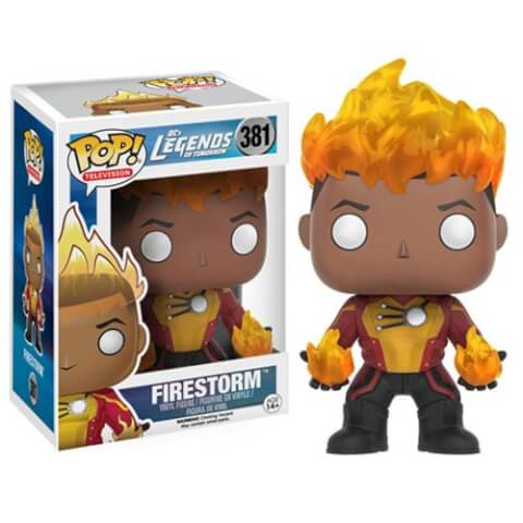 Figurine Firestorm DC Legends of Tomorrow Funko Pop!