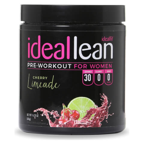 IdealLean Pre-Workout - Cherry Limeade