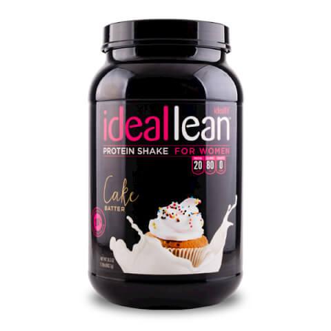 IdealLean Protein - Cake Batter