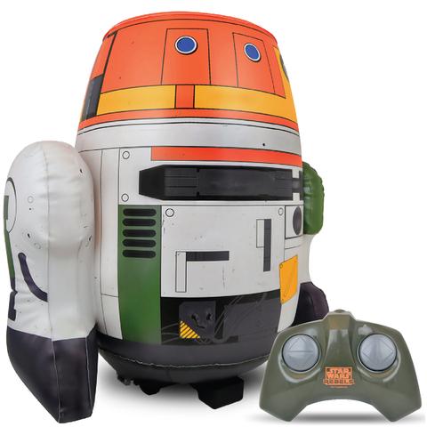 Chopper Gonflable Télécommandé - Star Wars Radio