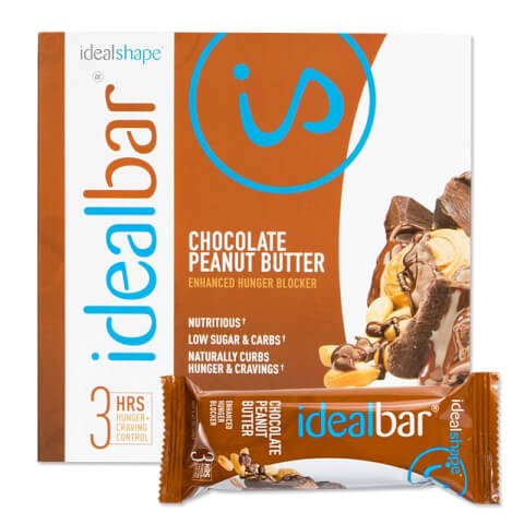 Ideal Shape Ideal Bar - Hunger blocker protein bar