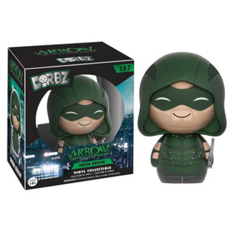 Arrow Speedy Dorbz Vinyl Figure