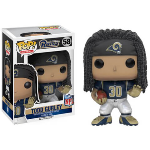 Figurine NFL Todd Gurley 3ème Vague Funko Pop!