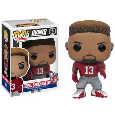 NFL Odell Beckham Jr. Wave 3 Pop! Vinyl Figure