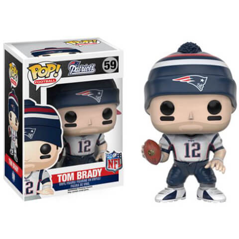 NFL Tom Brady Wave 3 Pop! Vinyl Figure