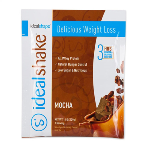 IdealShake Mocha Sample