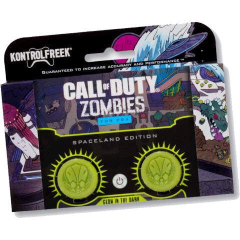 Grips de Pouce KontrolFreek Spaceland Zombies Édition