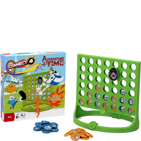 Connect 4 - Adventure Time Edition