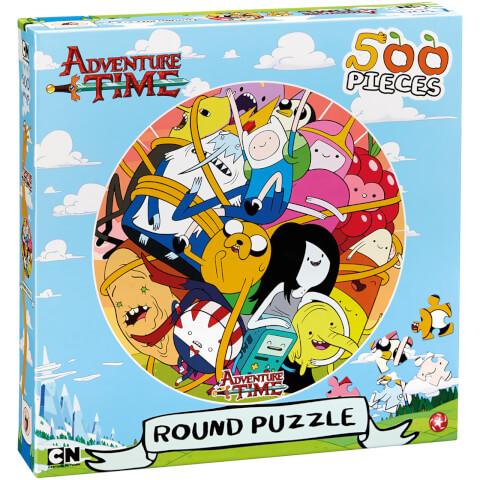 Puzzle Adventure Time (500 pièces)