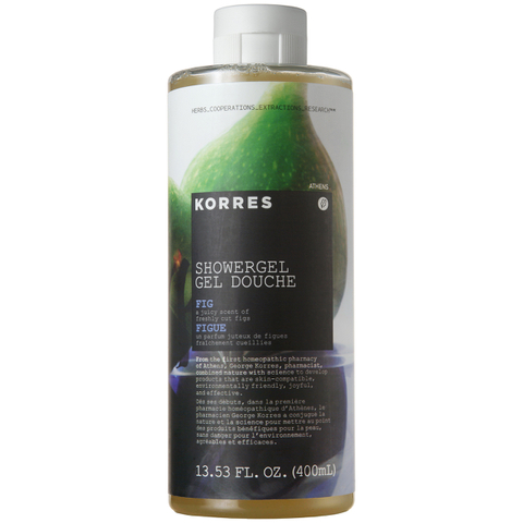 Korres Fig Showergel 13.53Fl. Oz