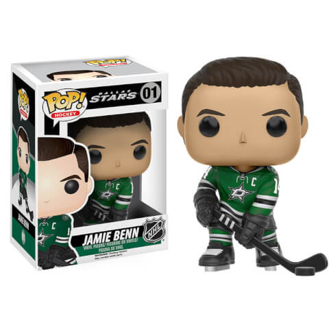Figurine NHL Jamie Benn Pop! Vinyl