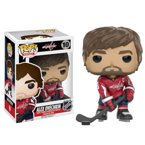 NHL Alex Ovechkin Pop! Vinyl Figur