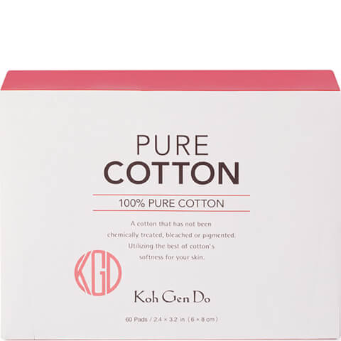 Koh Gen Do Cotton Pads (60 Pack)
