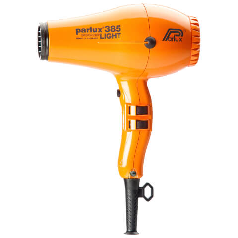 Parlux 385 Power Light Ceramic & Ionic Hair Dryer 2150W - Orange