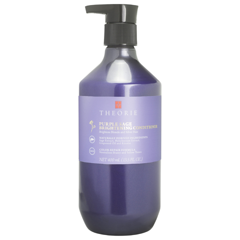 Theorie Purple Sage Brightening Conditioner 400ml