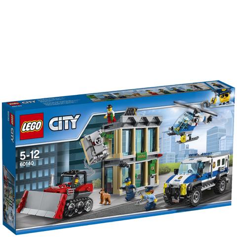 LEGO City: Le cambriolage de la banque (60140)
