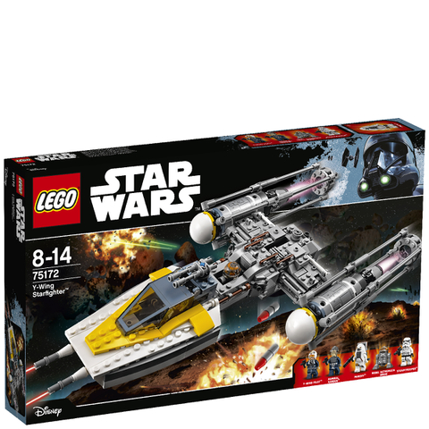 LEGO Star Wars: Y-Wing Starfighter™ (75172)