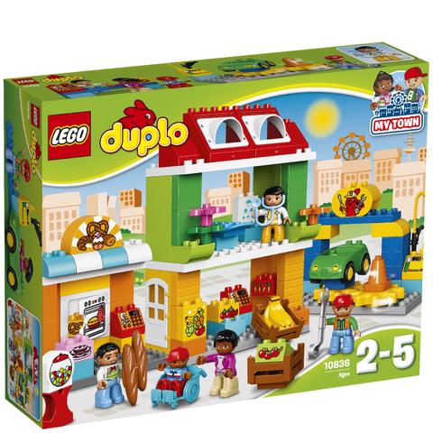LEGO DUPLO: Le centre ville (10836)