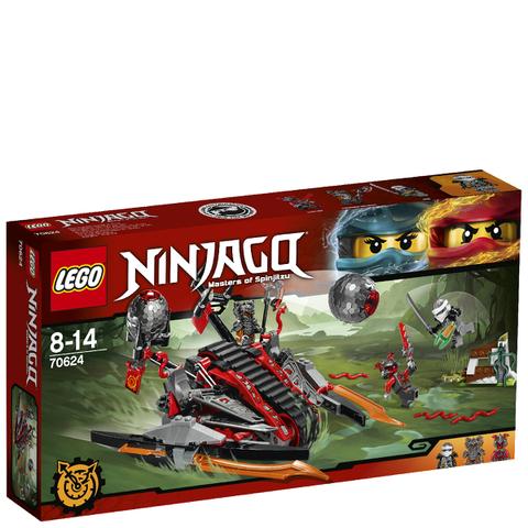 LEGO Ninjago: La catapulte Vermillion (70624)