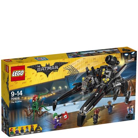 LEGO Batman Movie: La Batbooster (70908)