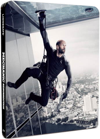 Mechanic: Resurrection - Zavvi Exclusive Limited Edition Steelbook