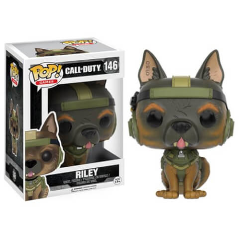 Figurine Riley Call of Duty Funko Pop!