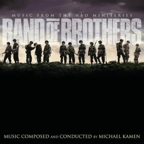 Band Of Brothers - Original Soundtrack (2LP)